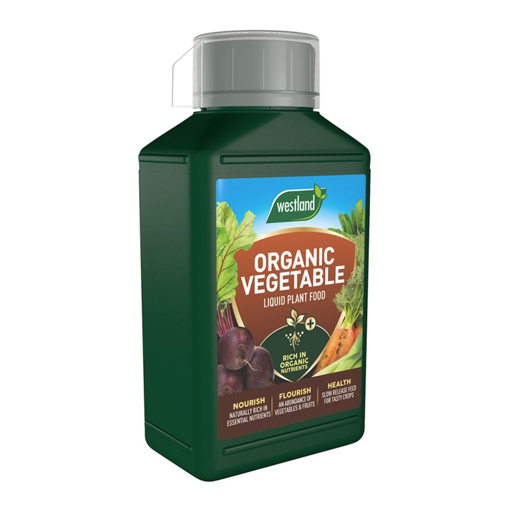 Westland Organic Vegetable  Specialist Liquid Feed